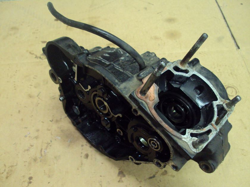 1983 Kawasaki KX125 82 Motorcycle 125cc ENGINE COMPLETE CRANK CASES